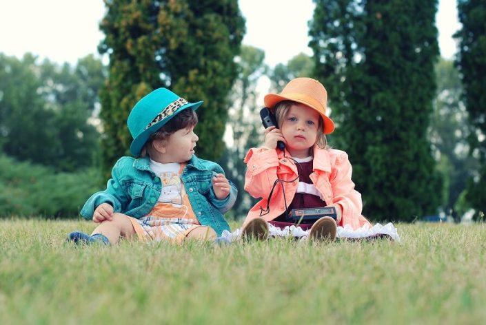 ילדים משחקים