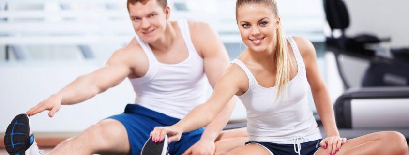 התעמלות ספורטיבית