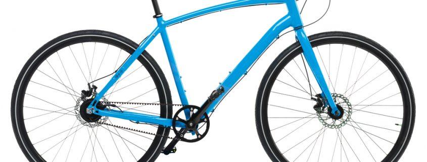אופניים כחולים