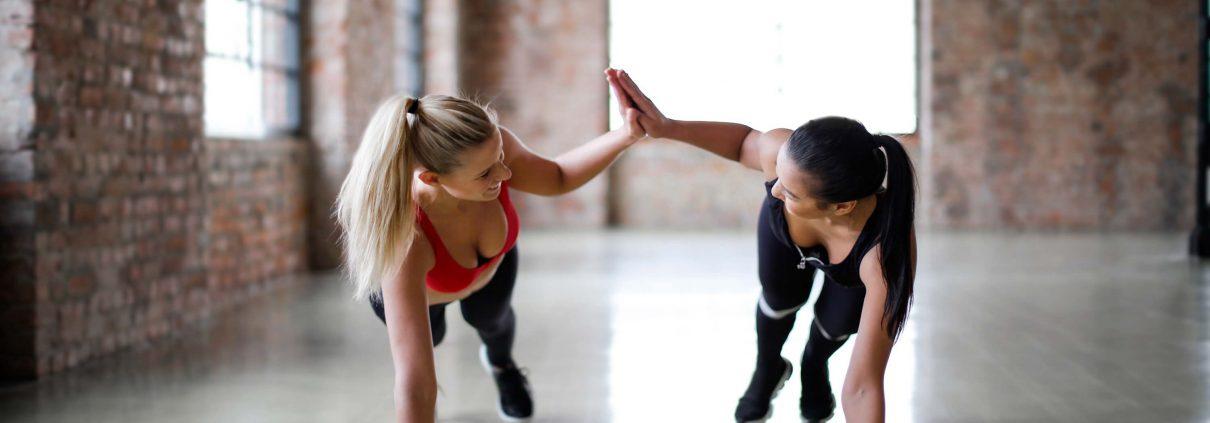 יתרונות אימון גופני