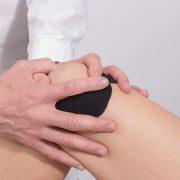 כאבי ברכיים בזמן אימון