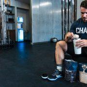 תזונת חלבונים לספורטאים